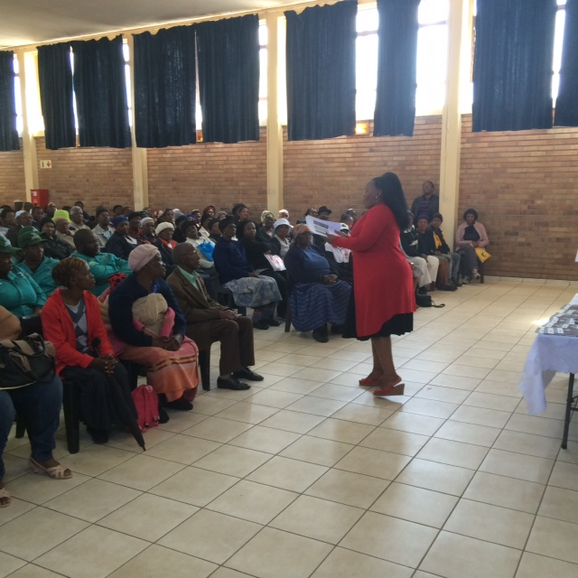 HOUSING WORKSHOP: DAVEYTON 23 APRIL 2015