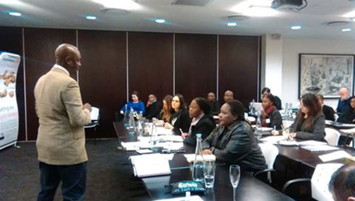 Workshop at Fasken Martineau Johannesburg on after hours bail