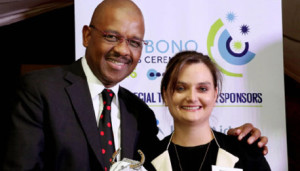 Dali Mpofu with Danjelle Midgley (Cullinan & Associates)