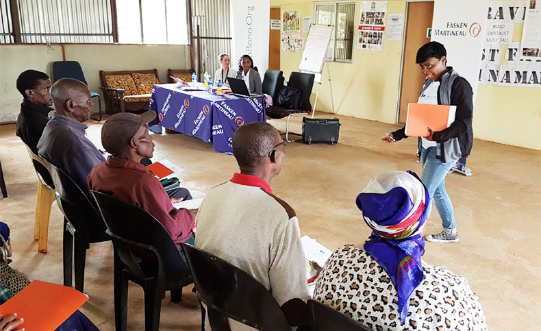 Orange Farm Community Workshop