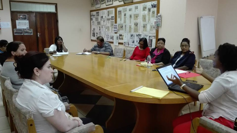 ProBono.Org Durban – Labour Law Workshop for the staff of the Aryan Benevolent Homes