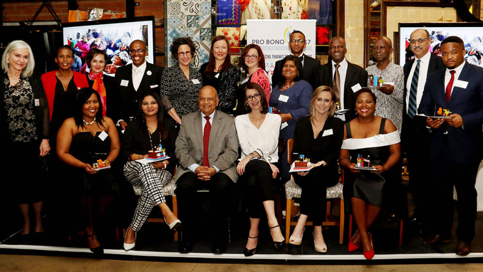 Congratulations to all the winners of the Pro Bono Awards on 7 September