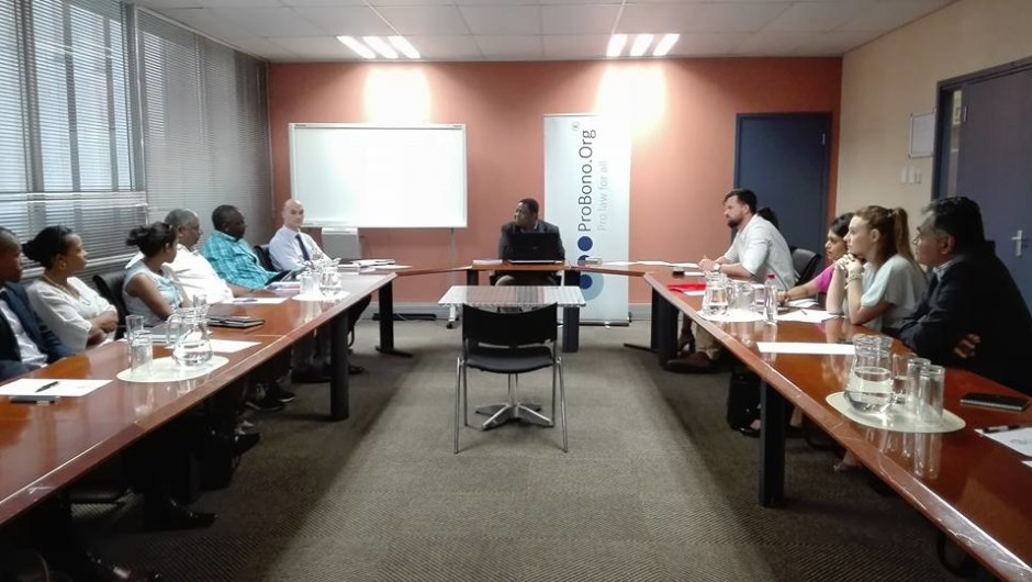 First Attorney seminar for the year for Our Durban branch