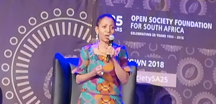 The Open Society Foundation in SA turns 25